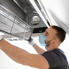Air Duct Cleaning in kingsville