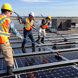 Solar Panel Cleaning in saint joachim