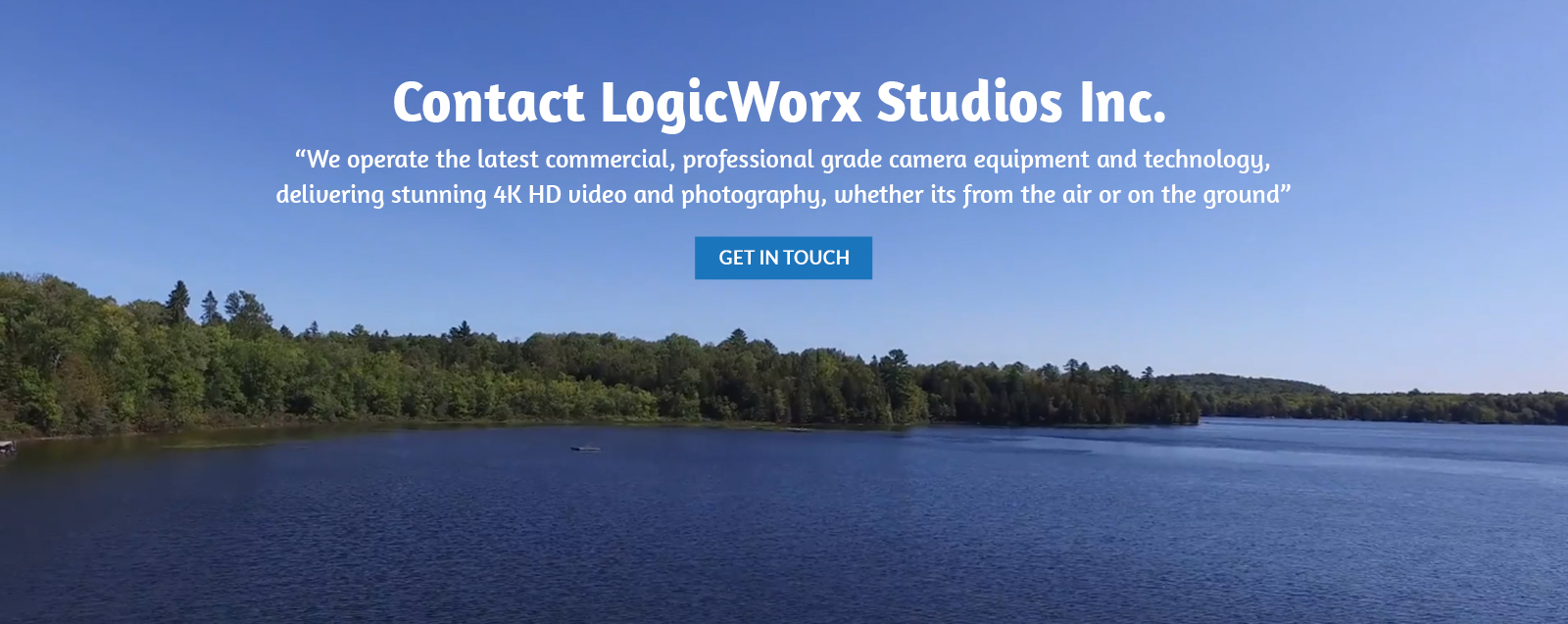 Contact LogicWorx Studios Inc. - Commercial Video Production Services Markham