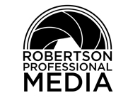 Robertson Professional Media Logo