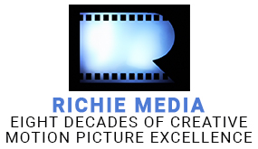 Richie Media Productions LLC Logo