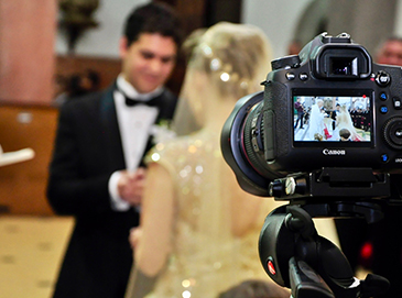 Wedding Video Production by Sparkle Films LLC - Video Production Services Dana Point