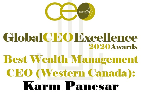 Global CEO Excellence 2020 Award