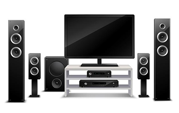 Media/Home Theatre Installations