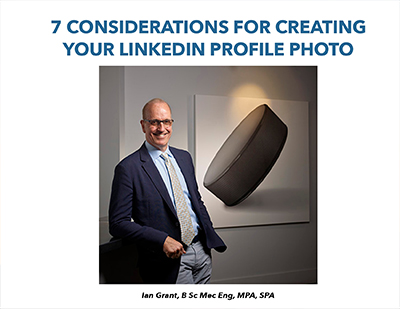 7 Considerations for Creating Your LinkedIn Profile Photo