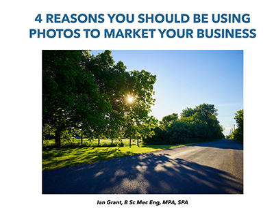 4 Reasons You Should Be Using Photos To Market Your Business