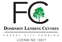 Lisa Walker - Dominion Lending Centers Forest Logo