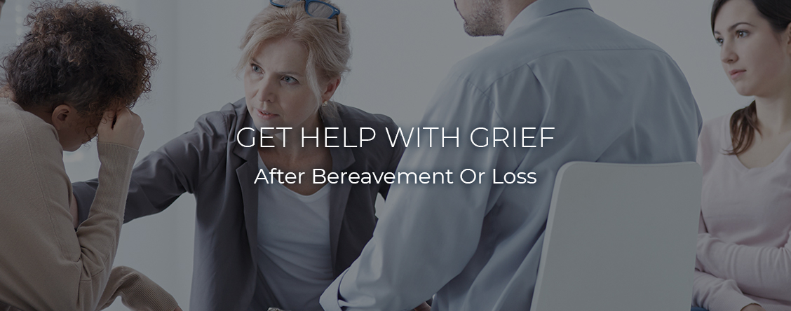 Get Help With Grief After Bereavement Or Loss North Vancouver BC