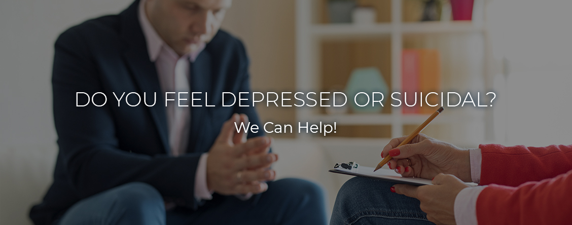 Do You Feel Depressed Or Suicidal? We Can Help North Vancouver BC