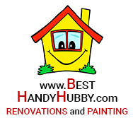 Best Handy Hubby Renovation and Painting Services Logo