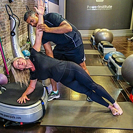Power Plate Training Oakville ON