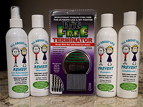 Head Lice Products in Clifton Park, New York