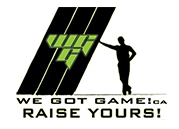 We Got Game! Logo