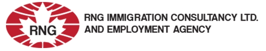 RNG IMMIGRATION CONSULTANCY LTD. AND EMPLOYMENT AGENCY Logo