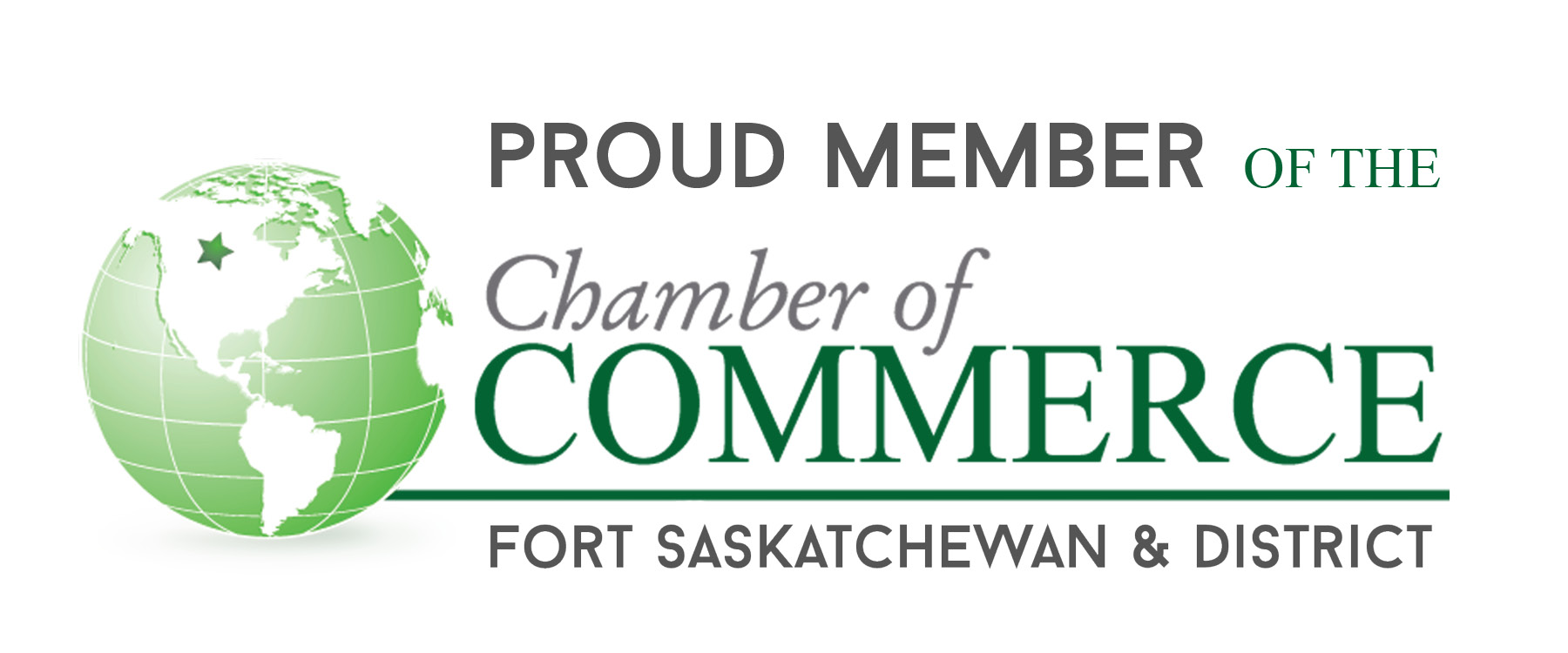 proud member of the chamber of commerce