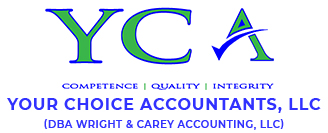 Your Choice Accountants, LLC  logo