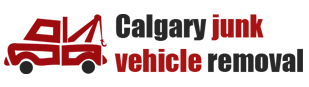 Calgary Junk Vehicle Removal Logo