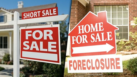 Realty houses and foreclosures