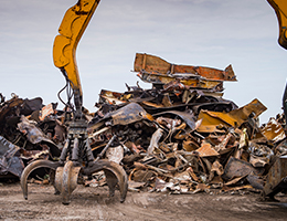 Scrap metal recycling Colorado Springs