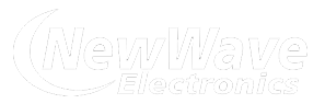 New Wave Electronics Logo