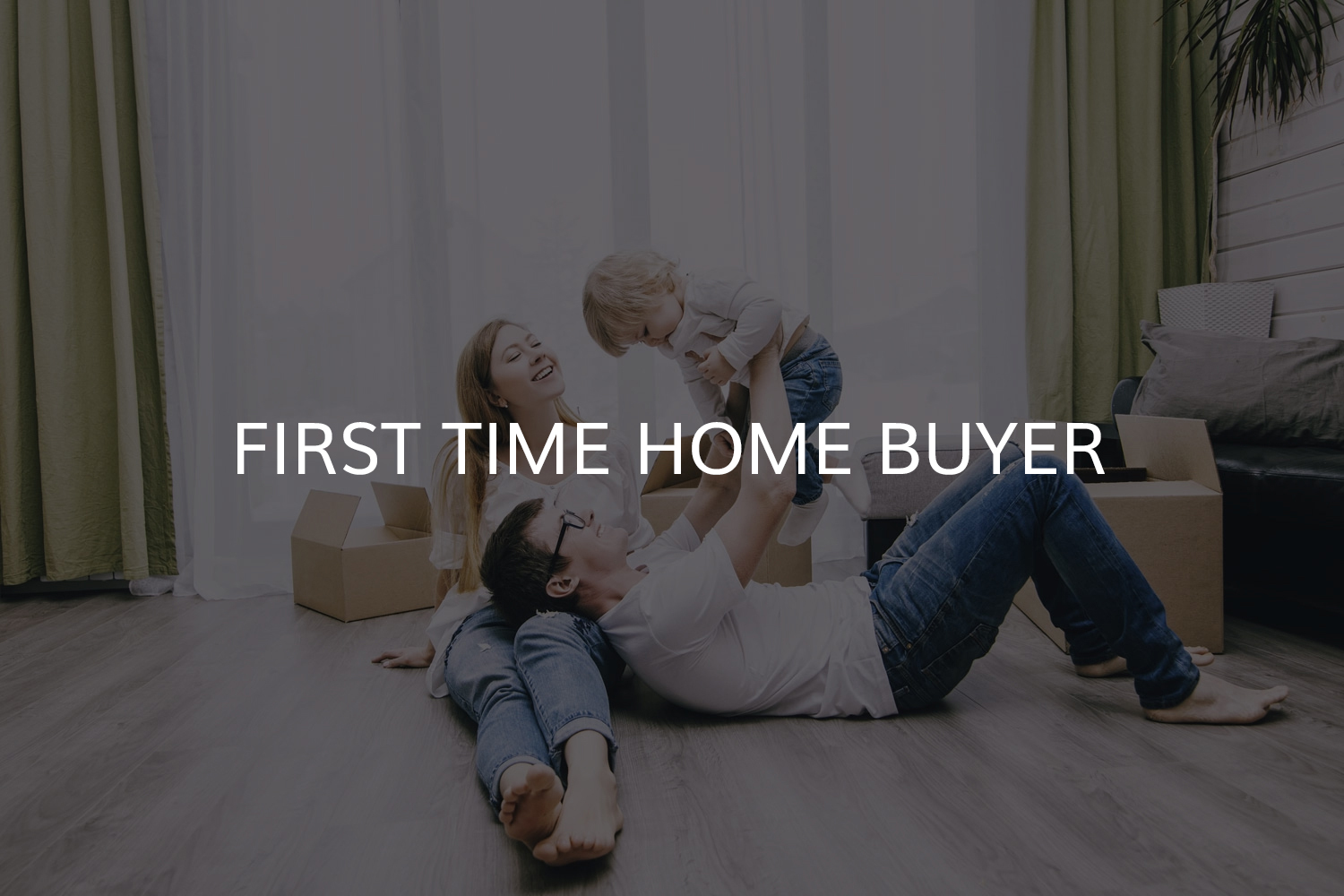 First Time Home Buyers Mortgage