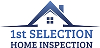 1st Selection Home Inspection Logo