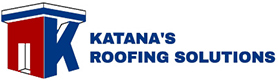 Katana's Roofing Solutions INC. Logo