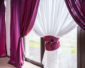 Automated & Manual Designer Shades/Drapes