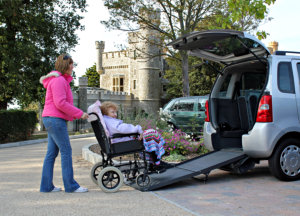 Wheelchair Transportation Services Mountain View by FUN N GO Non Medical Transport
