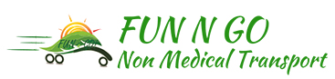 Fun N Go Non Medical Transport Logo