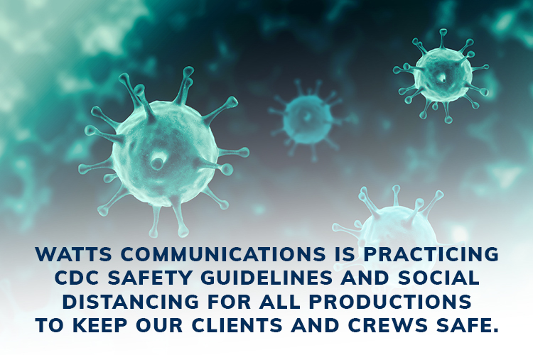 watts communication is practicing cdc safety guidelines
