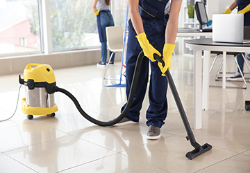 Office & Building Cleaning in Bexar County
