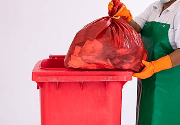 Valet Trash in Montgomery County