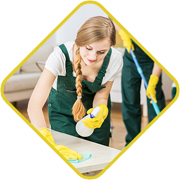 Janitorial/Post Construction Cleaning