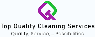 Top Quality Cleaning Services Logo