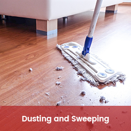 Dusting and Sweeping