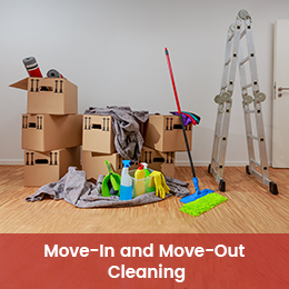 Move-In and Move-Out Cleaning Services in Brooks, AB