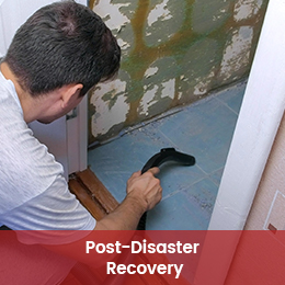 Post-Disaster Recovery Services in Brooks, AB