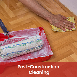 Post-Construction Cleaning Services in Brooks, AB