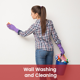 Wall Washing and Cleaning
