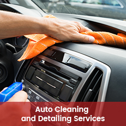 Auto Cleaning and Detailing Services