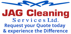 JAG Cleaning Services Ltd. Logo
