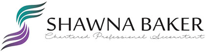Shawna Baker - Chartered Professional Accountant Logo
