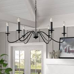 Chandeliers & Lighting Upgrades