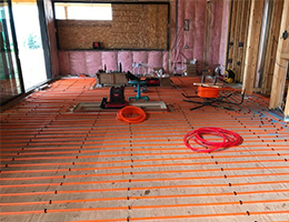 Hydronic Radiant Heating Installation & Maintenance