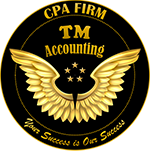 TM Accounting, CPA Firm Logo
