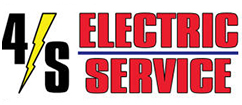4 S Electric Service Logo