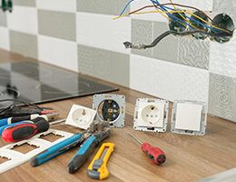 Home Electrical Wiring & Repairs West Valley City