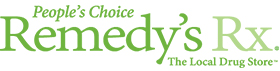 People's Choice Remedy's Rx Logo