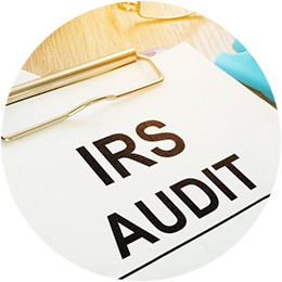 IRS Audit Notification